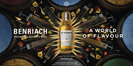 Scotchtober Whisky Tasting with Benriach tickets