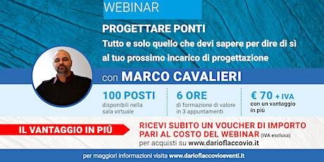 WEBINAR : Progettare Ponti tickets