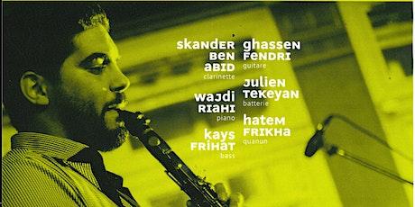 Festival de Jazz à la cité #10 billets
