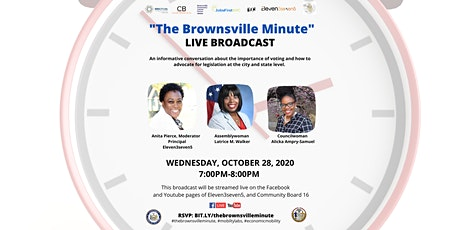 The Brownsville Minute tickets