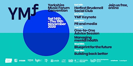 Yorkshire Music Forum Convention tickets