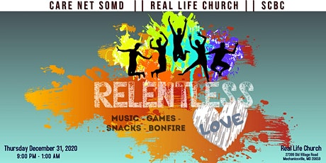 Relentless Youth Rally tickets