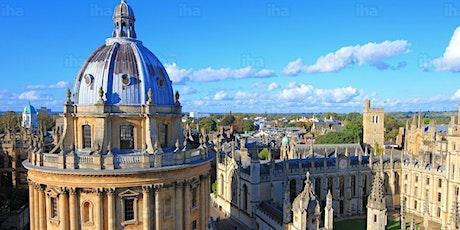 Uncomfortable Oxford Virtual Tour tickets