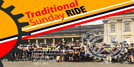 Traditional Sunday Ride - Two Groups Available tickets