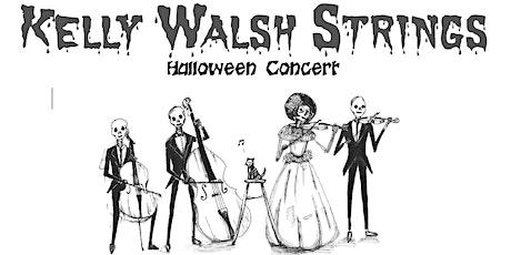 Kelly Walsh Strings Halloween Concert