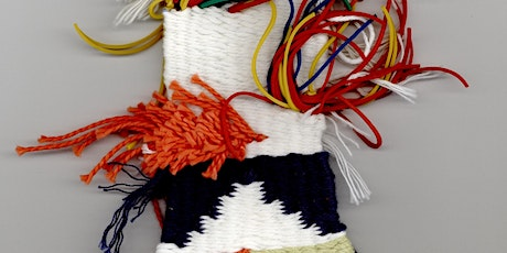 Creative Weaving with Lucy Brown (April) tickets