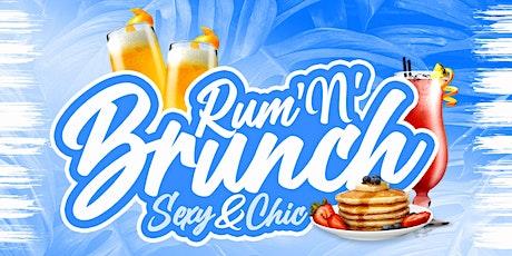 Rum N Brunch - Bottomless Brunch tickets