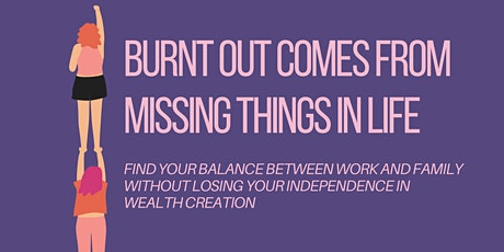 Burnt Out Comes From Missing Things In Life tickets