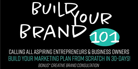 Build Your Brand101 tickets