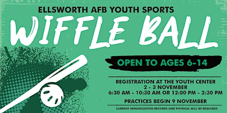 Wiffle Ball - EAFB Youth Sports tickets