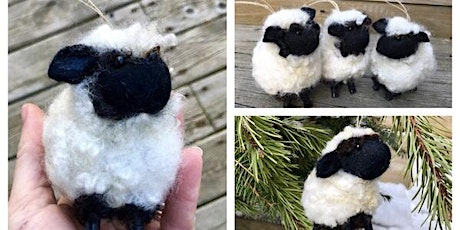 Felted Blacknose Sheep Workshop, Sat, Nov 7, 2020 tickets