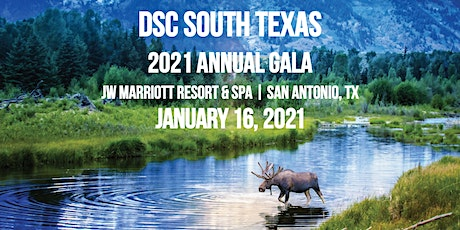 DSC South Texas 2021 Gala tickets