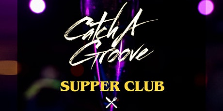 Catch a Groove with Matt White Supper Club tickets