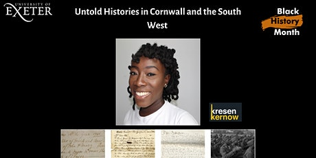 """These don't relate to here"": Exploring Black History in the South West tickets"