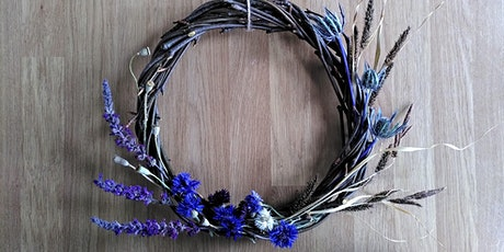 Mindful Wreath-Making Workshop tickets