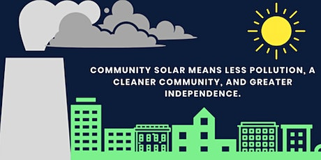 Community Solar for the Southern Tier  tickets