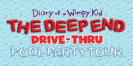 Diary of a Wimpy Kid drive-thru Pool Party event with Jeff Kinney! tickets