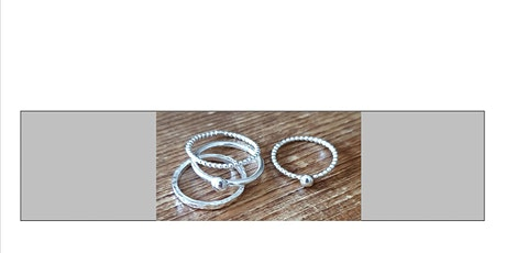SILVER STACKING RINGS tickets