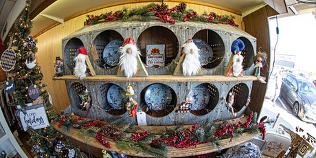 8th Annual Christkindlmarket Holiday Boutique Crawl tickets