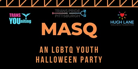 MasQ: A Youth Halloween Party tickets