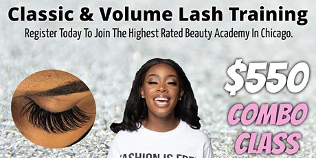 Extensions By Armani - COMBO Lash Training tickets