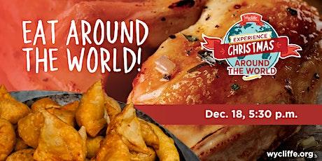 Wycliffe's Eat Around the World tickets
