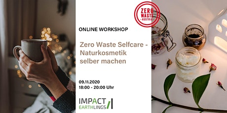 ONLINE Workshop Zero Waste Selfcare – Naturkosmetik selber machen Tickets