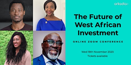 The Future of West African Investment tickets