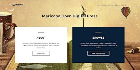 Adding Media to your (MOD) Pressbook  Workshop 3 tickets