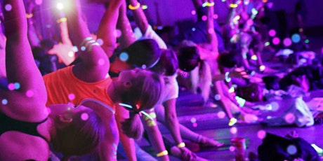 Glowga - A Yoga and Meditation to Light Up Your World! tickets