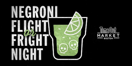 Negroni Flight or Fright Night tickets