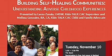 Building Self-Healing Communities tickets
