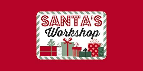 Kid's Afternoon at Santa's Workshop tickets