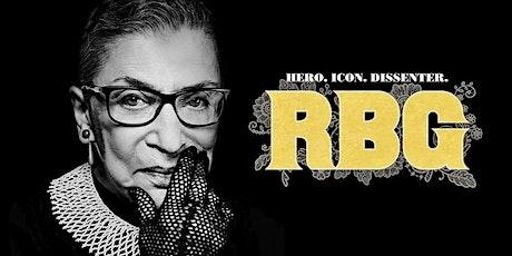 Celebrando RBG biglietti