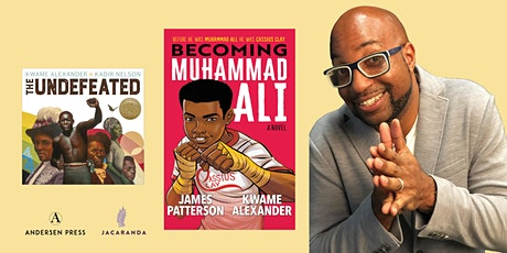 Black History Month Special: Live Reading with Kwame Alexander tickets