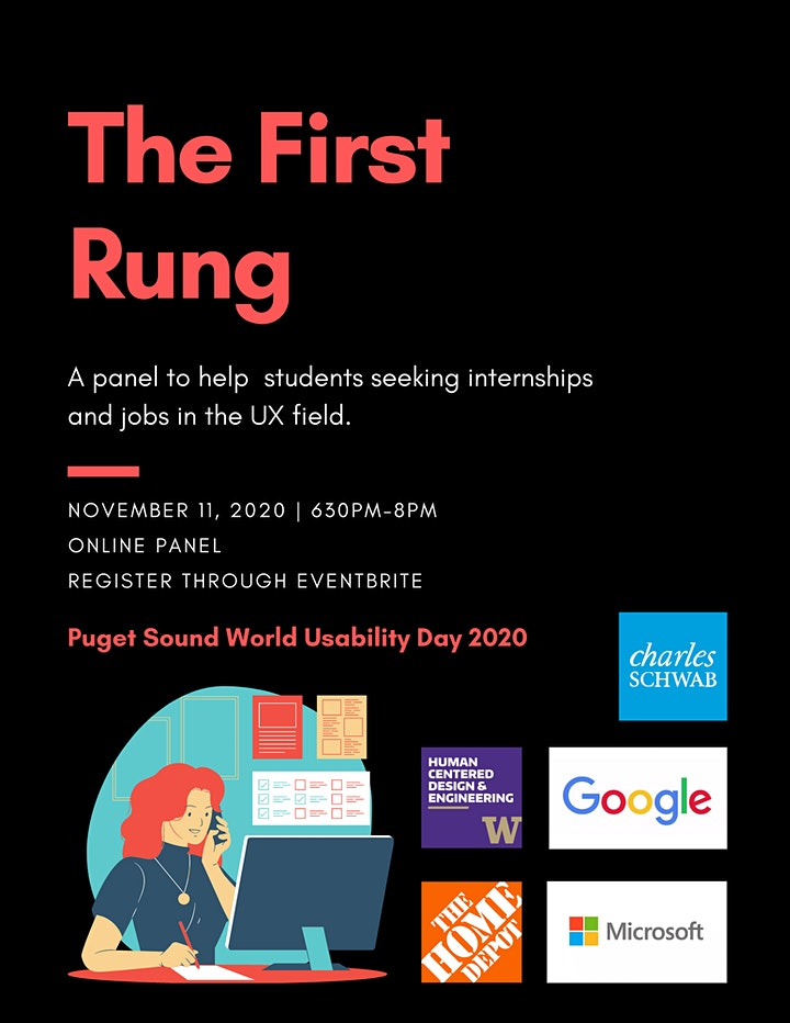 The First Rung: How to Jumpstart Your UX Career as a Student (Student Only) image
