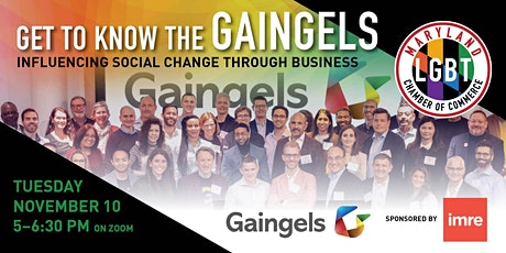 Get to Know the GAINGELS tickets