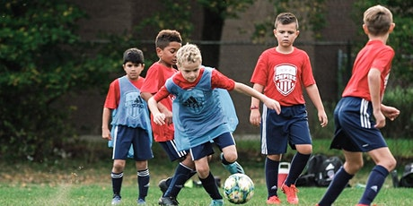 Free Soccer Clinic! 2014-2012 Boys 11/18 tickets