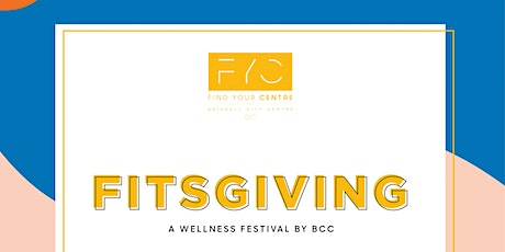 Fitsgiving at BCC tickets