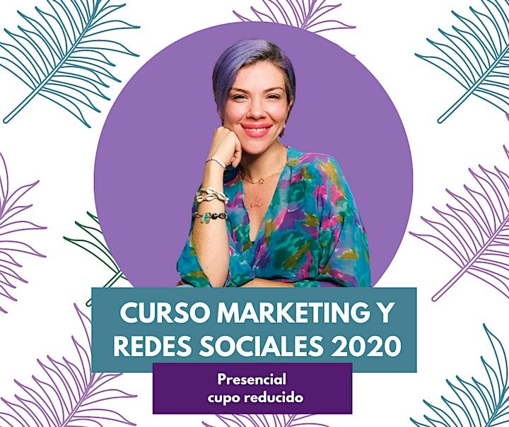 Imagen de Marketing Digital y Redes Sociales 2020