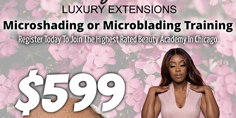 Extensions By Armani - Microblading Training tickets