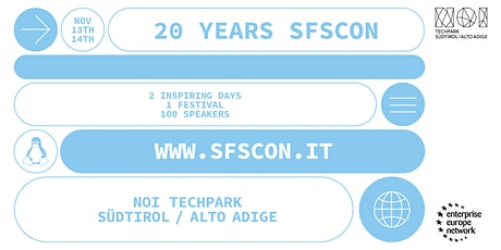 SFScon 2020 Tickets