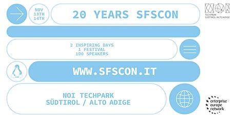 SFScon 2020 biglietti