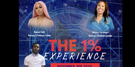 The 1% Experience tickets