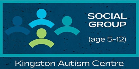 Registration for Kingston School-Age Social Group tickets