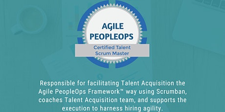 APF Certified Talent Scrum Master™ (APF CTSM™) | Jan 29-31,2021 tickets
