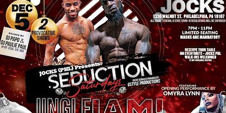 Seduction Saturdays tickets