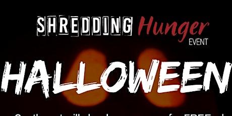 Shredding Hunger Halloween tickets