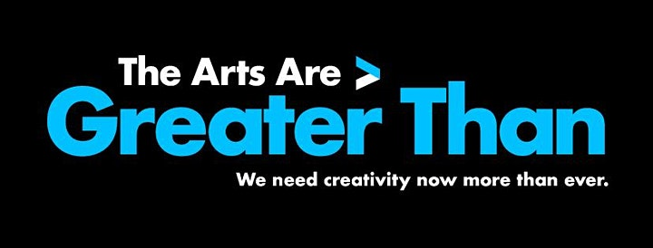The Arts Are Greater Than Art Opening image