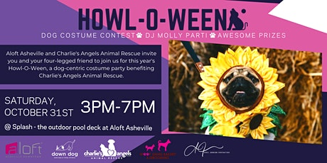 Howl-O-Ween Costume Party  Benefitting Charlie's Angels Animal Rescue tickets